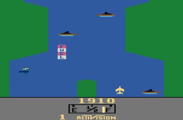 River Raid screenshot