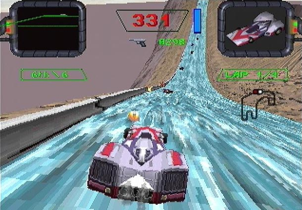 Crash N Burn screenshot