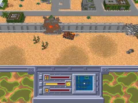Return Fire screenshot