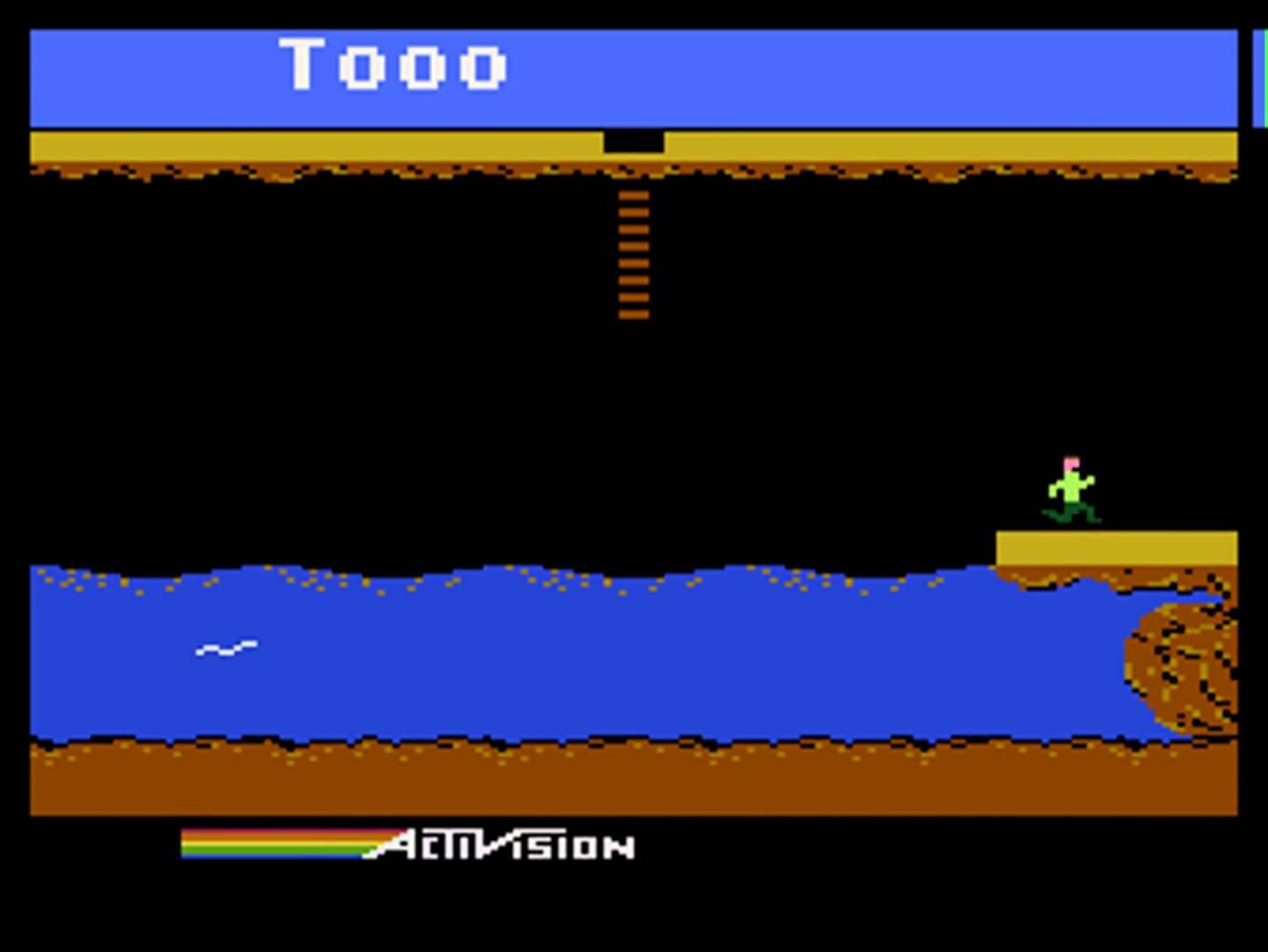Pitfall II: Lost Caverns screenshot