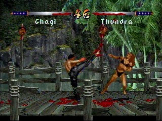 Kasumi Ninja screenshot
