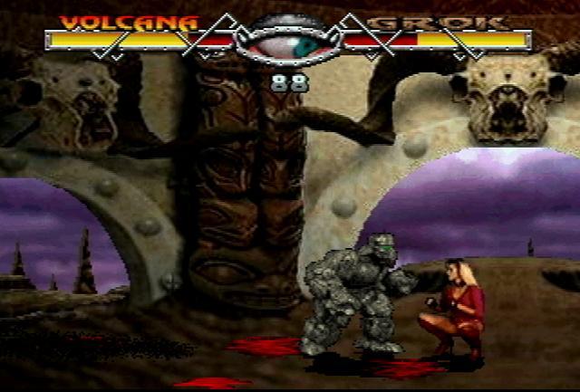 Ultra Vortek screenshot