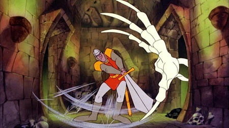 Dragons Lair screenshot