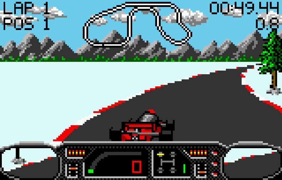 Checkered Flag screenshot