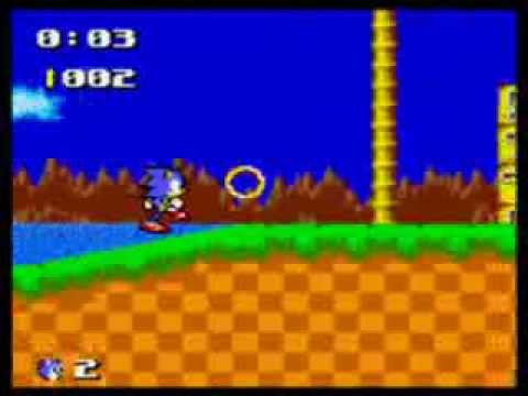 Sonic the Hedgehog Pocket Adventure screenshot