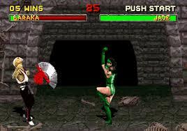 Mortal Kombat 2 screenshot