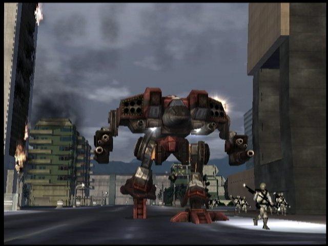 MechAssault screenshot