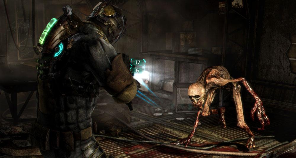 Dead Space screenshot