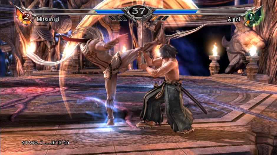 Soul Calibur 5 screenshot
