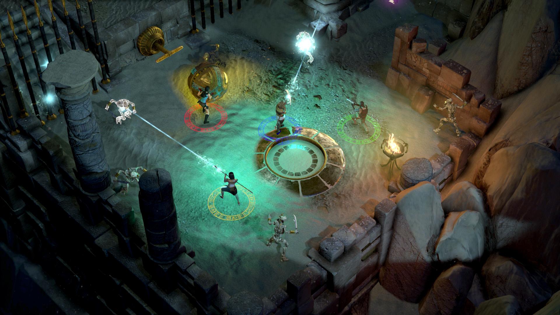 Lara Croft and the Temple of Osiris screenshot