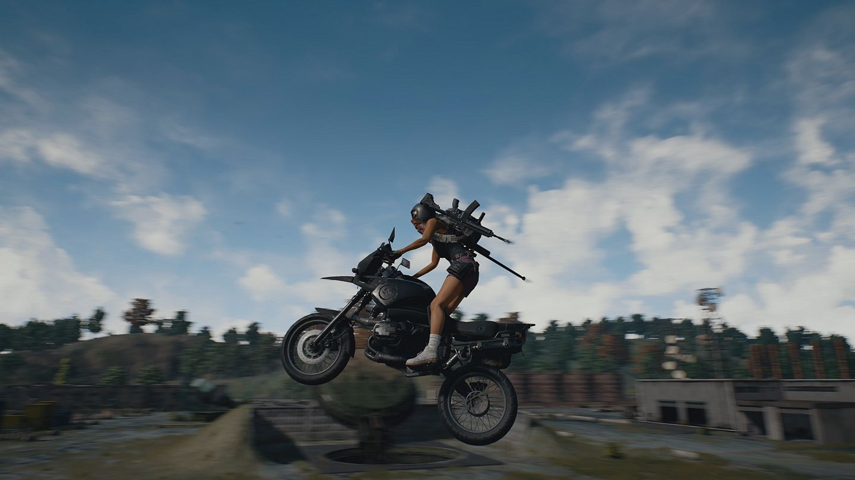 PlayerUnkown's Battleground screenshot