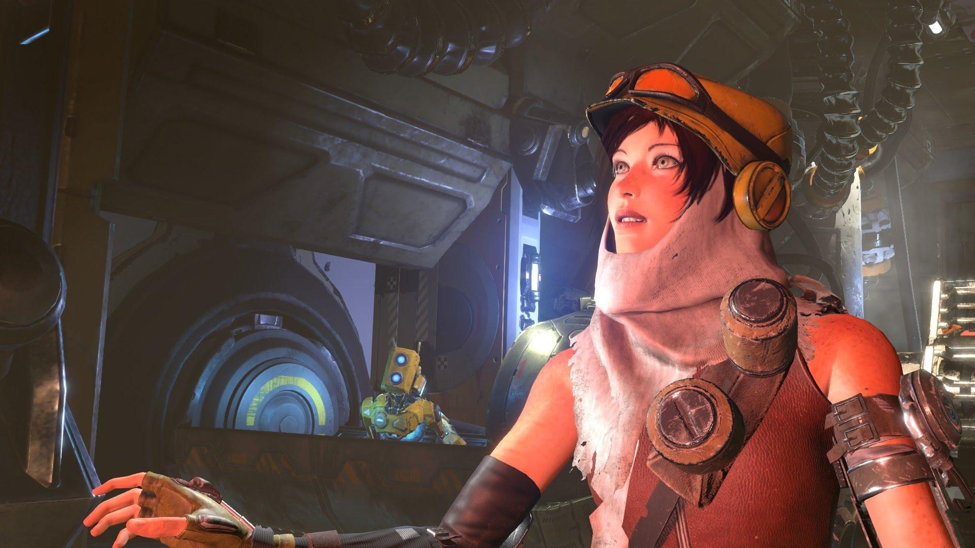 ReCore screenshot