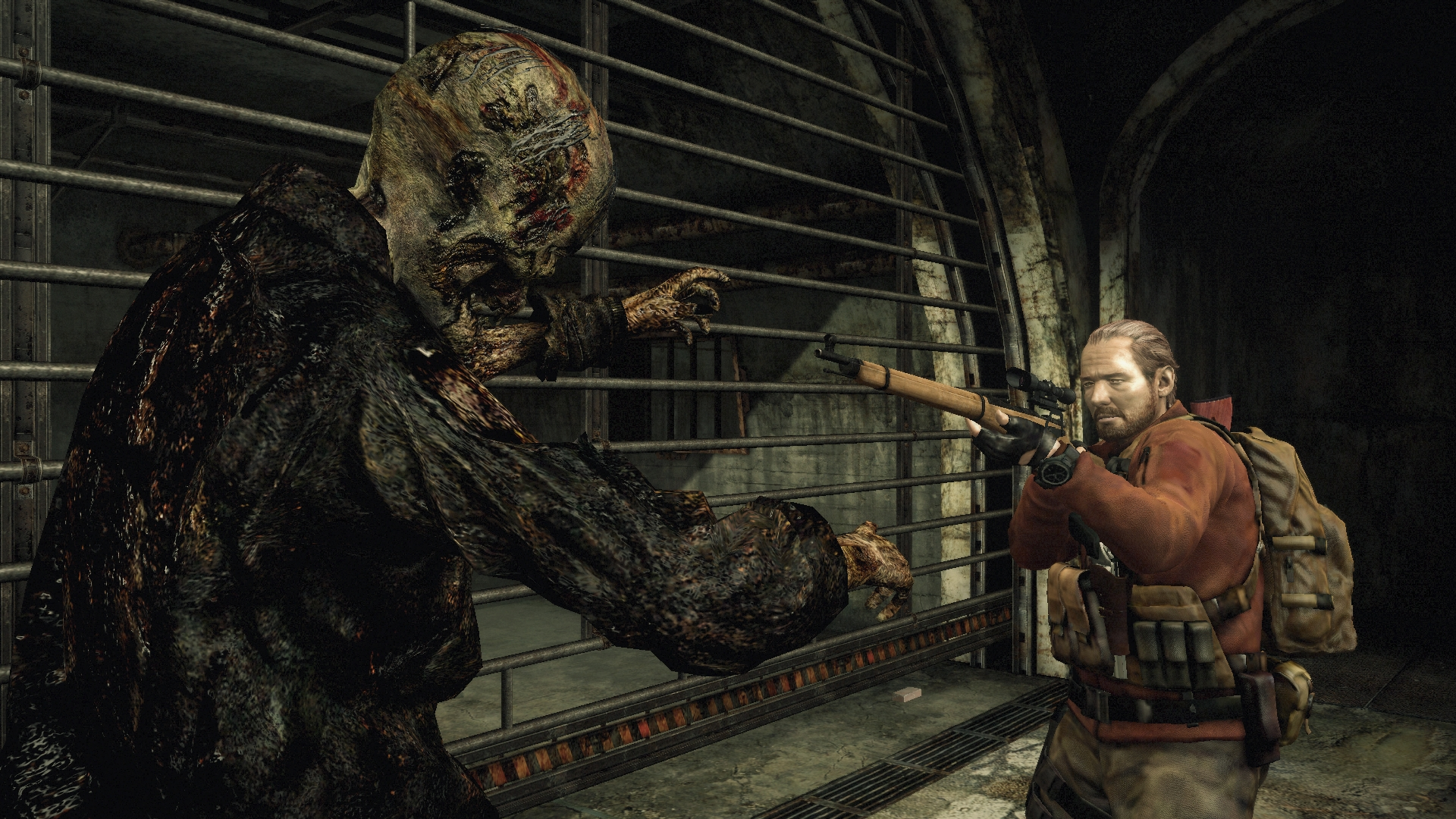 Resident Evil: Revelations 2 screenshot