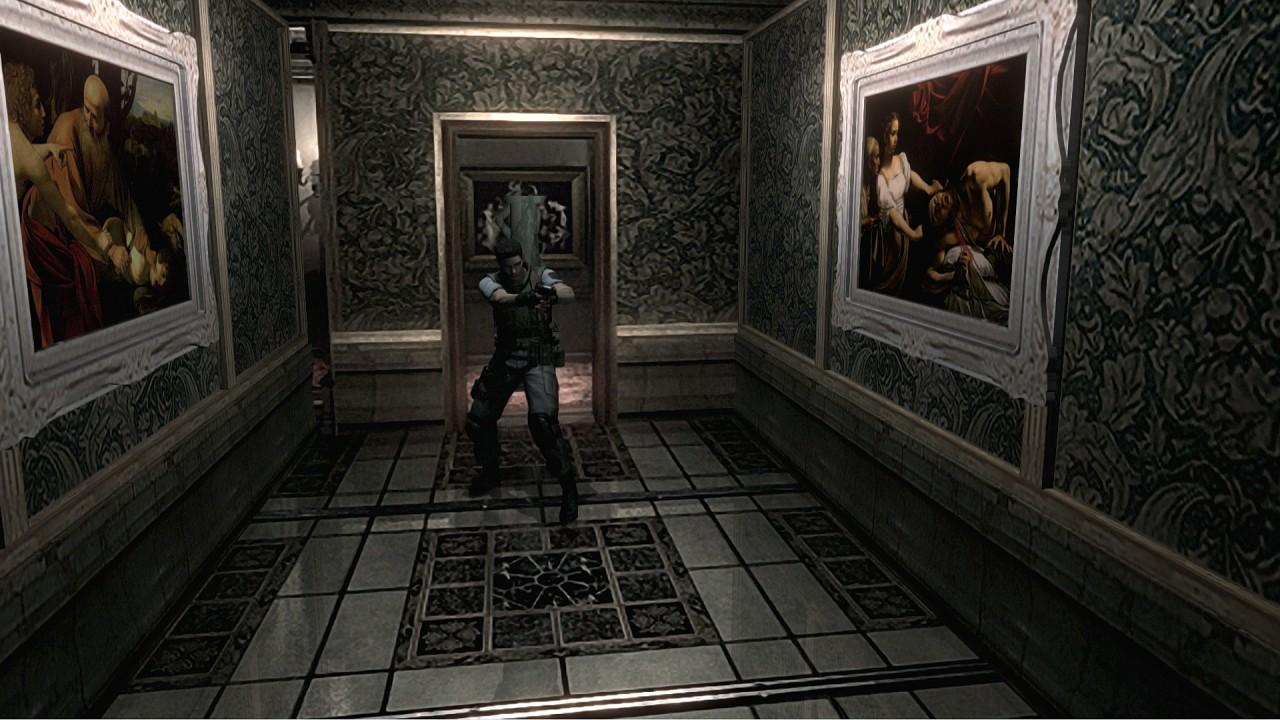 Resident Evil HD Remastered screenshot
