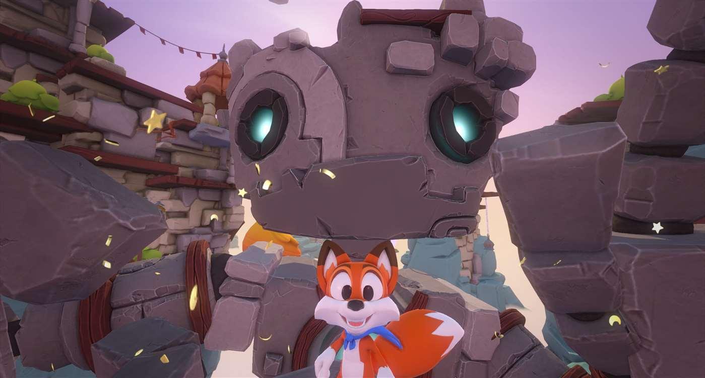 Super Lucky's Tale screenshot