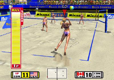 Beach Spikers screenshot