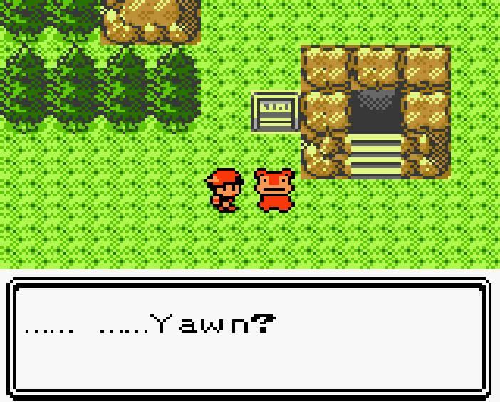 Pokemon Gold\Silver screenshot