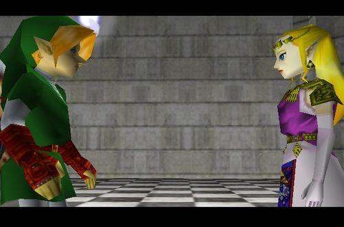 Gamerscoup Com Nintendo N64 The Legend Of Zelda Ocarina Of