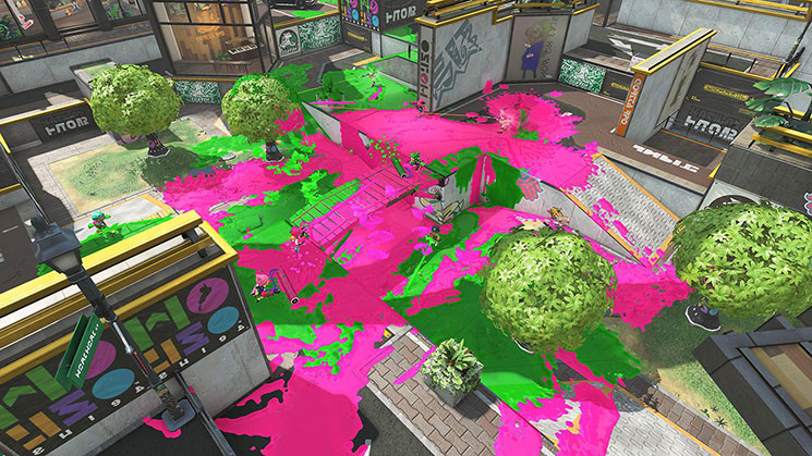 Splatoon 2 screenshot