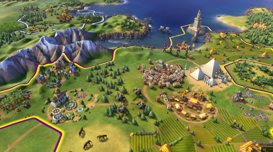 Civilization 6 screenshot