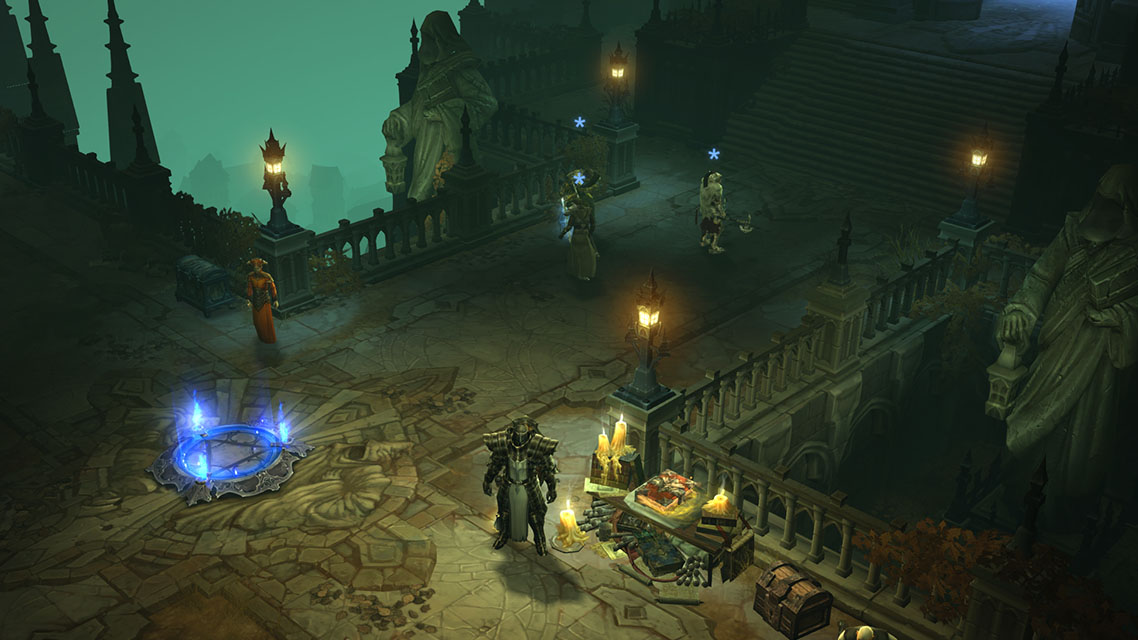 Diablo III: Reaper of Souls screenshot