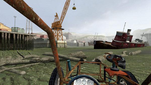 Half-Life 2 screenshot