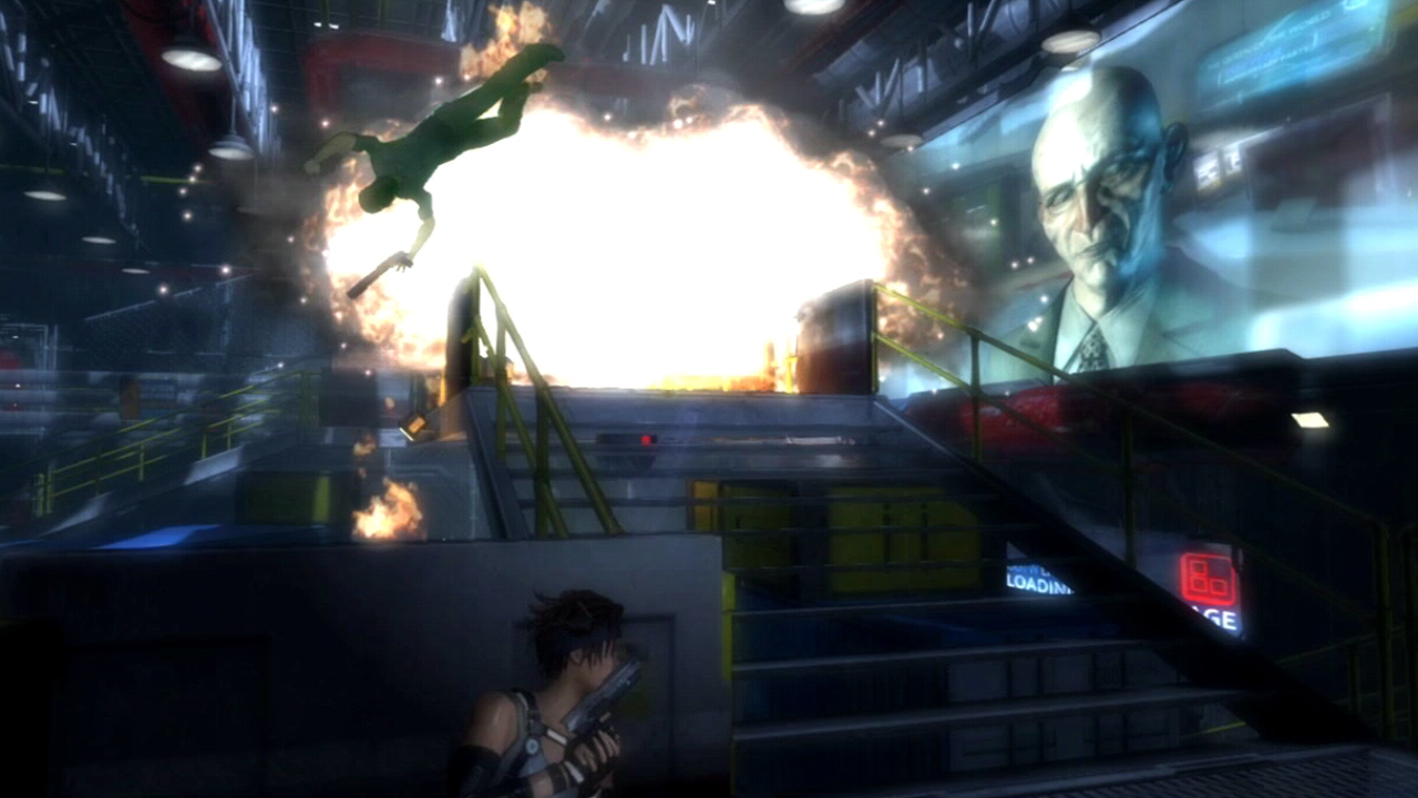 Hydrophobia Prophecy screenshot