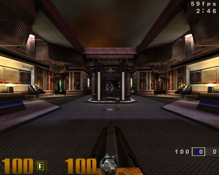 Quake screenshot