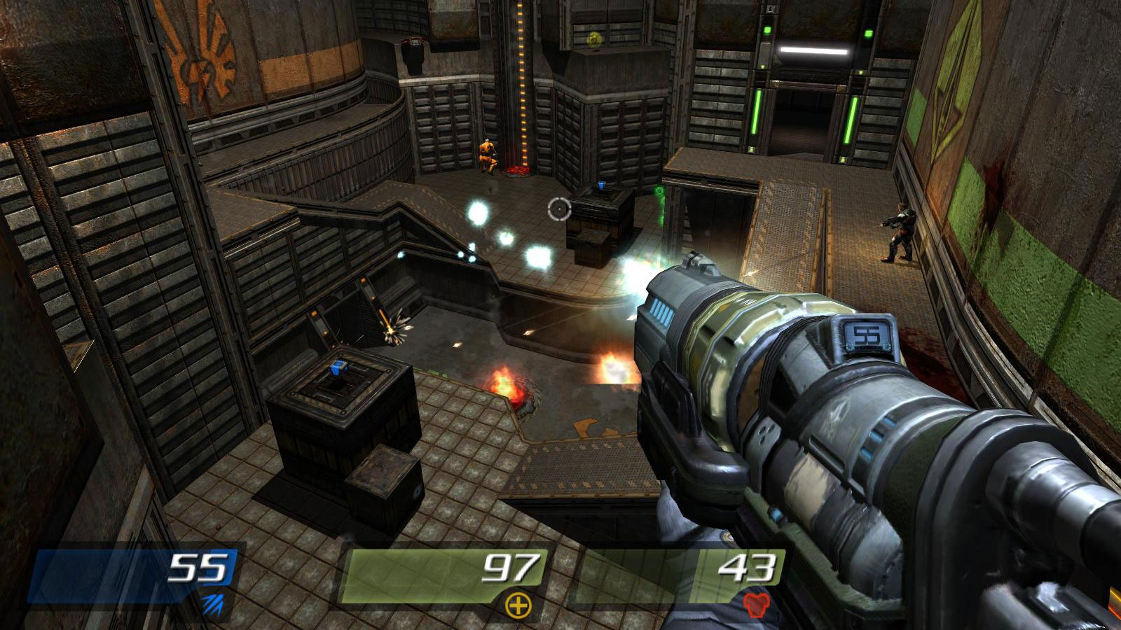 Quake 4 screenshot