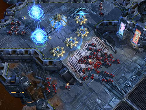 Starcraft: Wings of Liberty