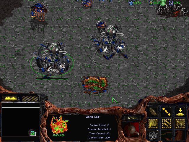 StarCraft: Brood War screenshot