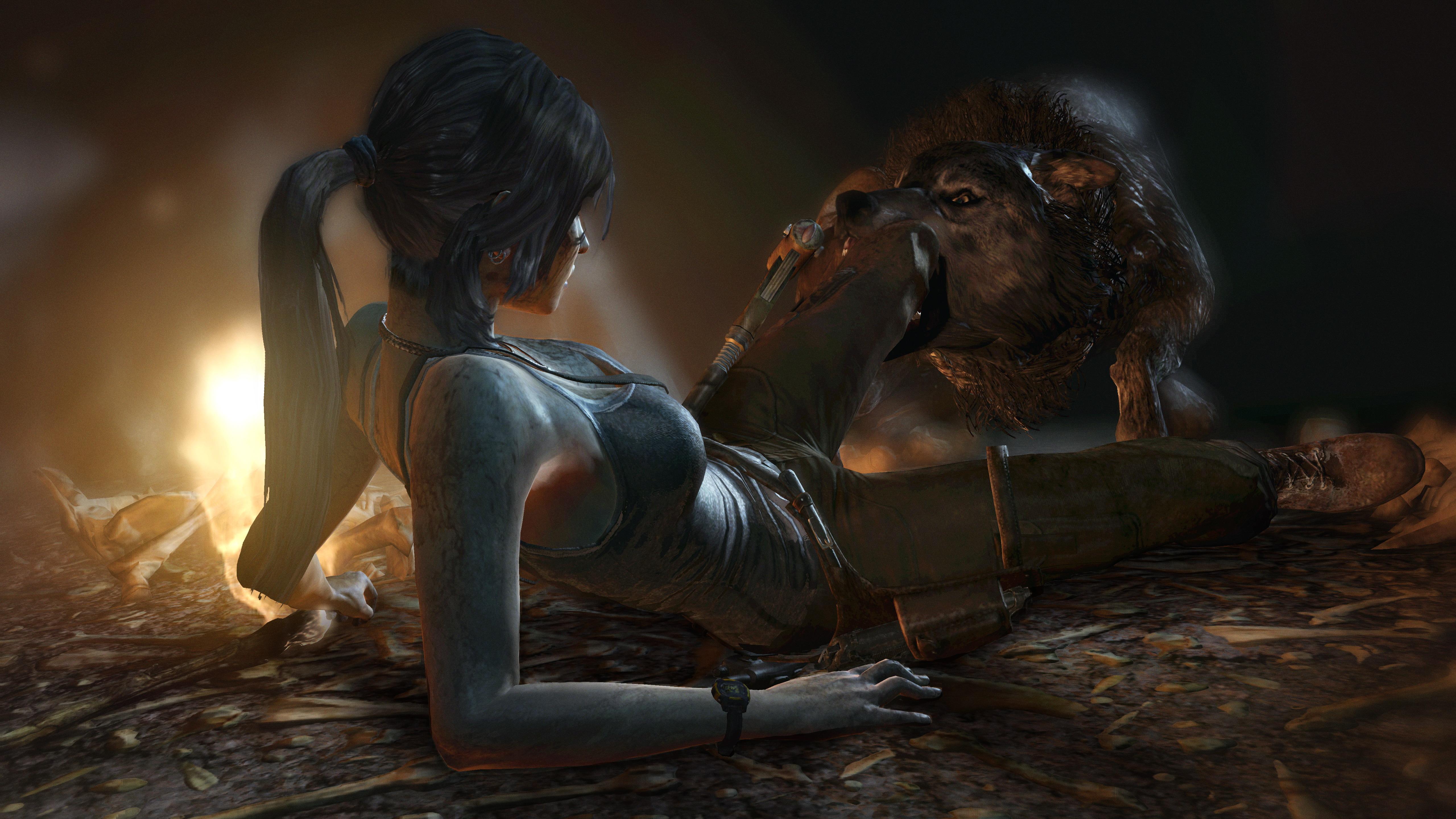 Tomb Raider (2013) screenshot