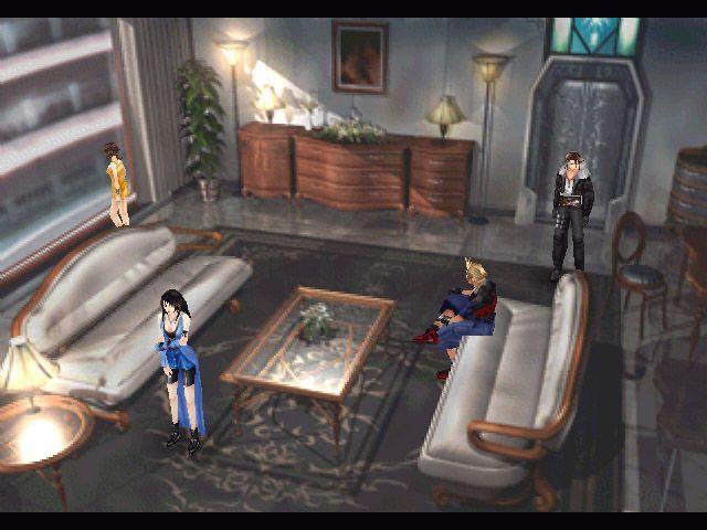 Final Fantasy 8 screenshot