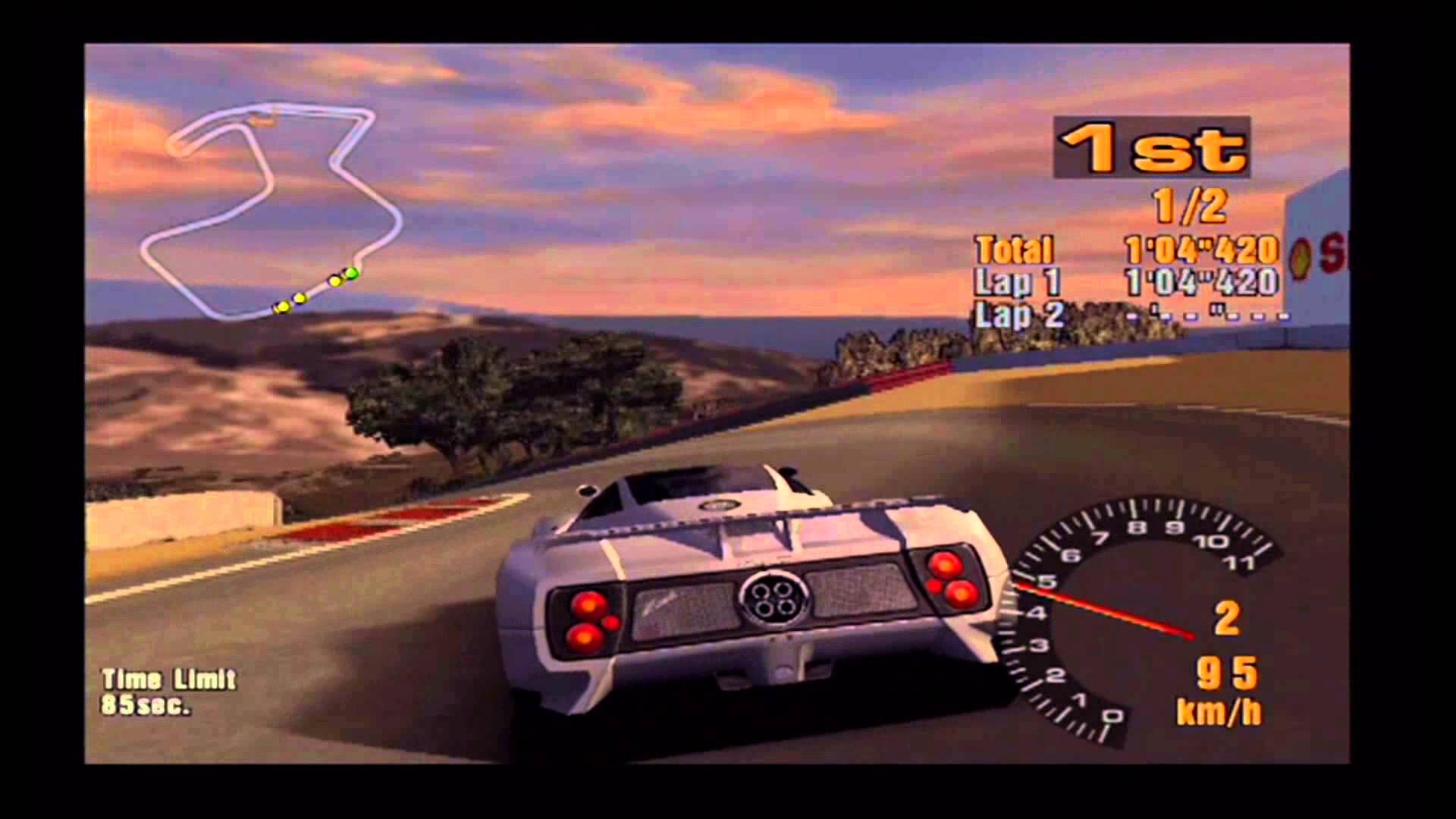 Gran Turismo 3: A-Spec screenshot