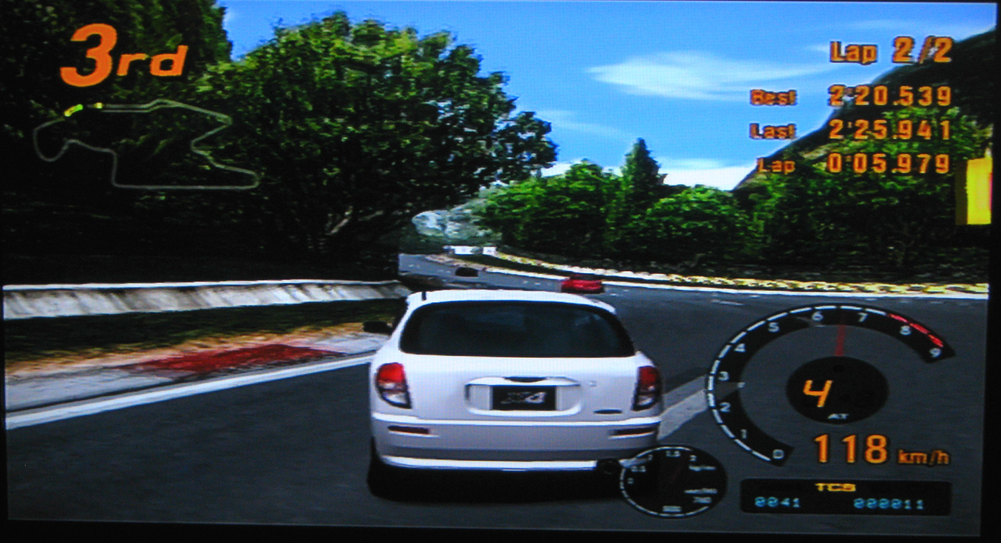 Gamerscoup Com Sony Playstation 2 Gran Turismo 3 A Spec Page