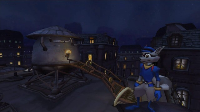 Sly Cooper and the Thievius Raccoonus screenshot