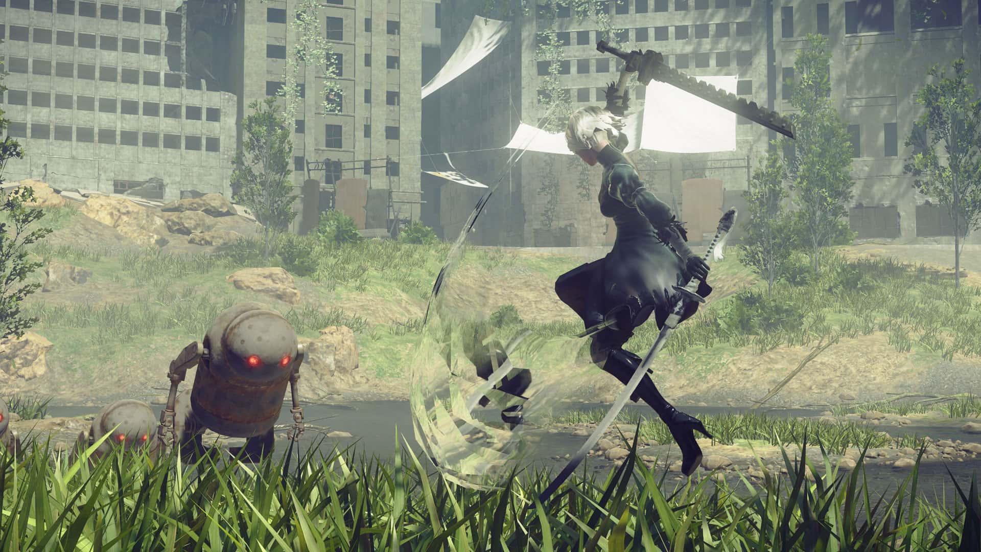 NieR: Automata screenshot