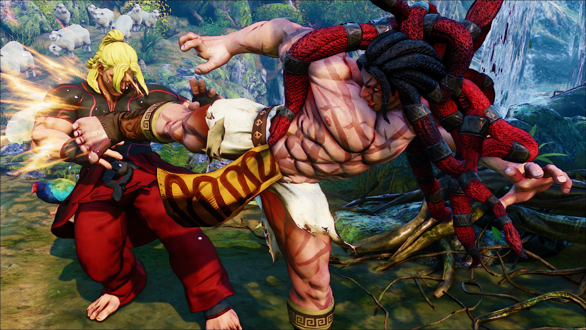 Street Fighter 5 screenshot